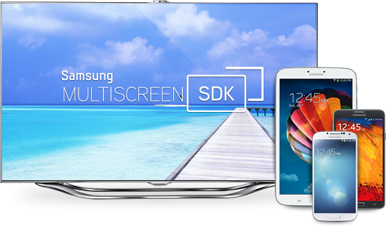 Samsung MultiScreen SDK beta
