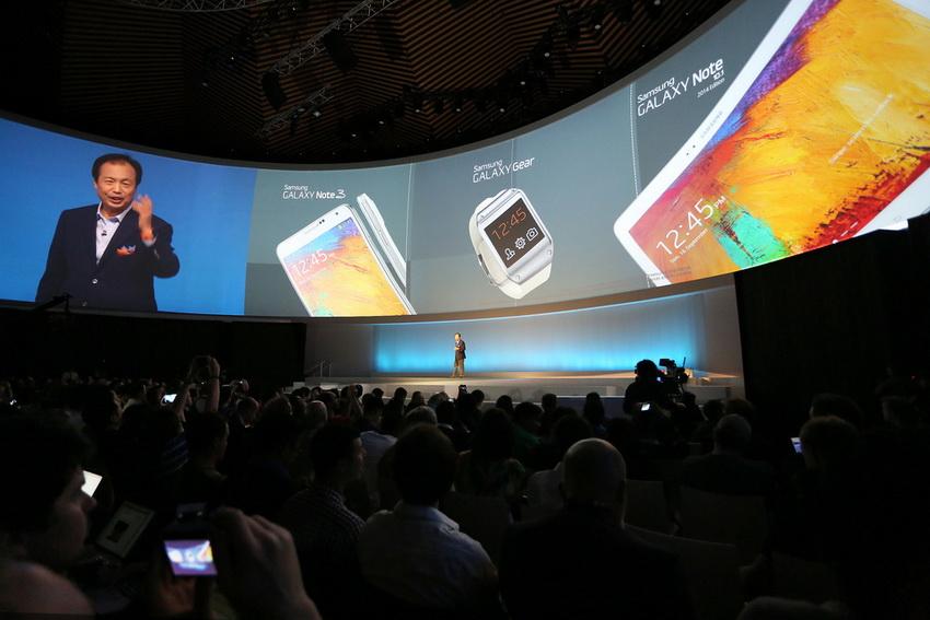 Samsung на IFA 2013: итоги выставки