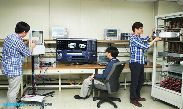 Для 5G Samsung Electronics предлагает использовать адаптивные приемопередающие массивы миллиметрового диапазона
