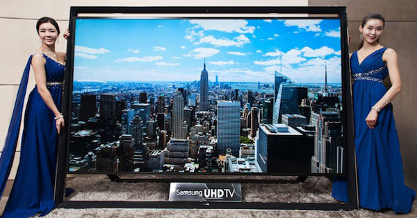 По предварительным данным, 110-дюймовый телевизор Ultra HD стоит примерно $142000
