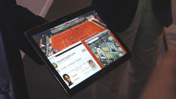 планшет Samsung 4K