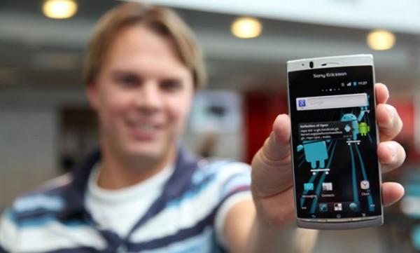Sony Mobile признана производителем года сайтом xda developers.com