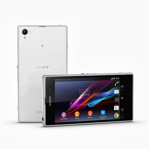 Sony Xperia Z1 — скоро в продаже!