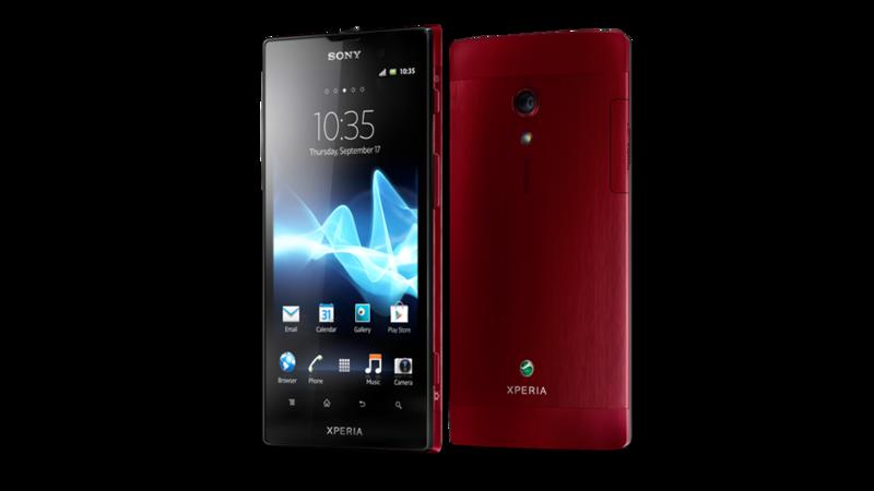 Sony Xperia ion выходит в российскую продажу