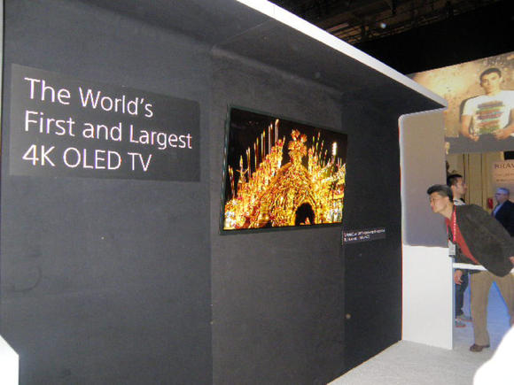 Аналитики NPD DisplaySearch скорректировали прогноз развития рынка телевизоров OLED