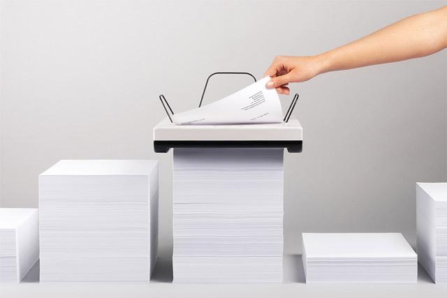 Stack: сканер для стопок бумаги