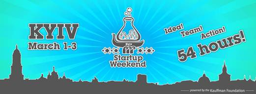 Startup Weekend Kyiv + Building Social Products at Scale