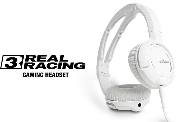 SteelSeries выпускает игровую гарнитуру Real Racing 3