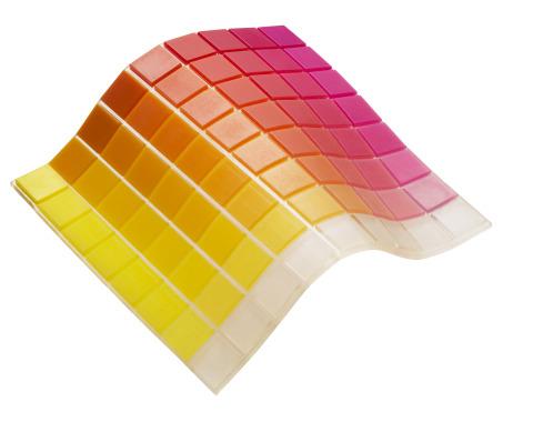 Пользователям принтера Objet500 Connex3 доступны сотни новых оттенков и новых материалов