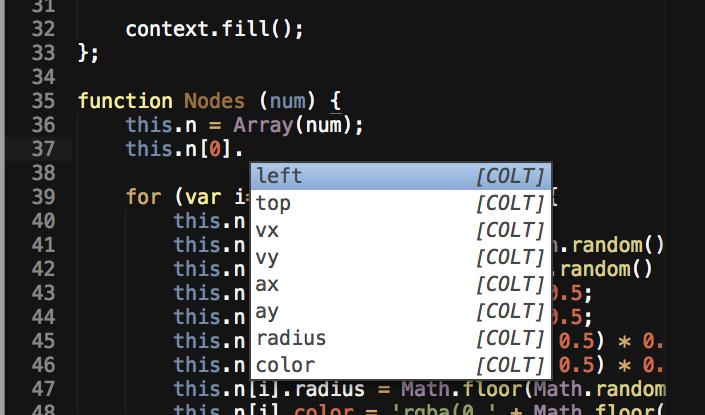 Sublime + COLT. Добавь интеллекта своему IDE