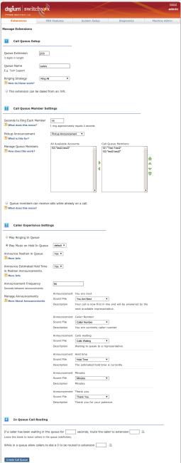 Switchvox Home — IP АТС для очень малого бизнеса