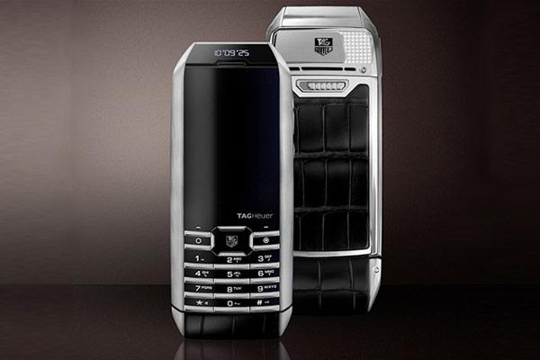 Телефон TAG Heuer Meridiist Infinite будет выпущен ограниченной партией из 1911 штук