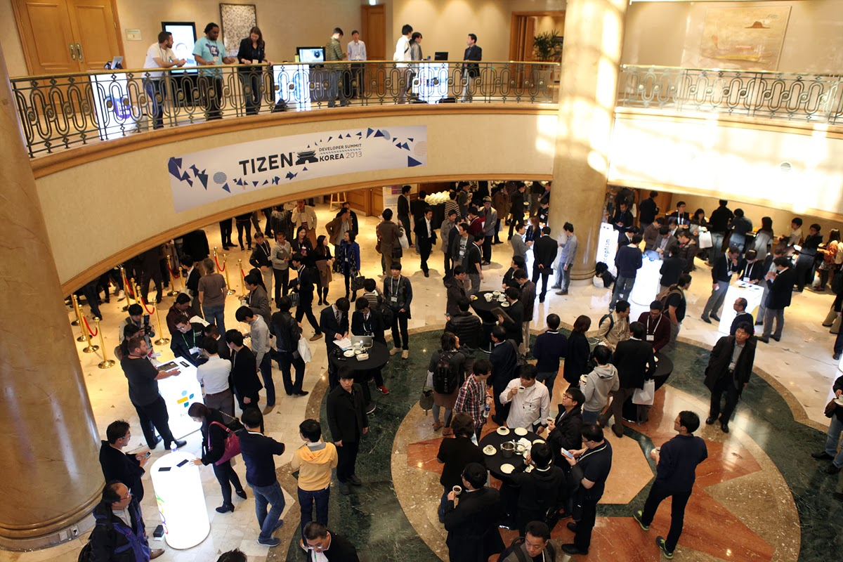 TIZEN Developer Summit & Hakathon 2013: взгляд из Нью Йорка, Сеула и Владивостока
