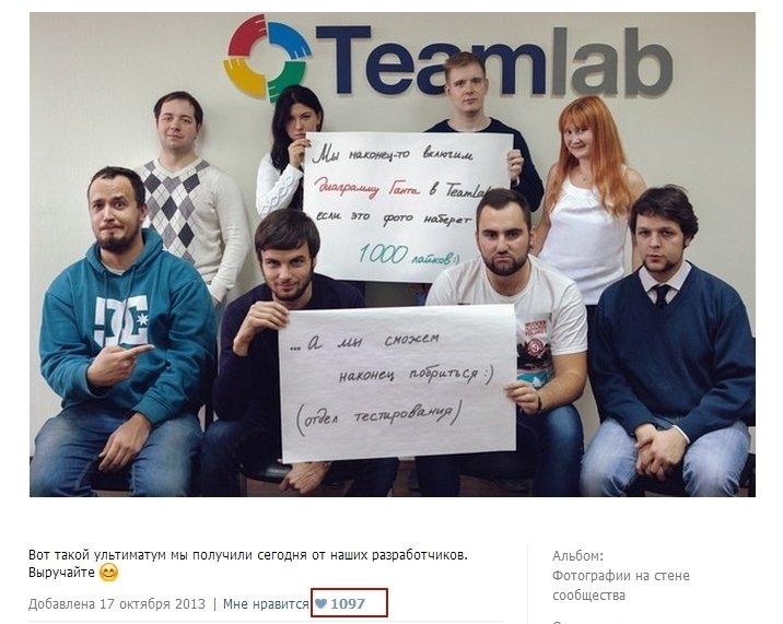 TeamLab 2013: итоги года в весёлых картинках и одном суровом видео
