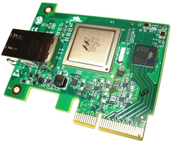 Представлен адаптер Tehuti TN9210 10GBase-T
