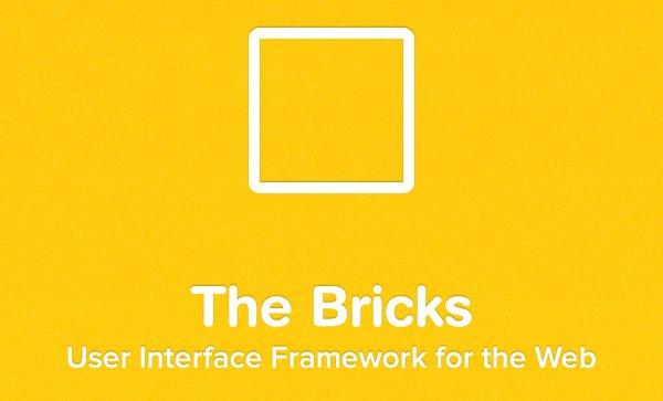 The Bricks — фреймворк для создания пользовательского интерфейса