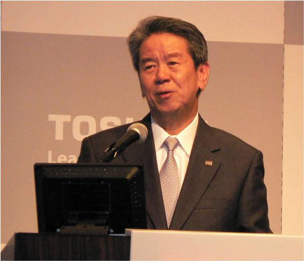 Toshiba использует в объемной флэш-памяти фирменную технологию BiCS