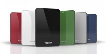 Портативные накопители Toshiba Canvio 3.0