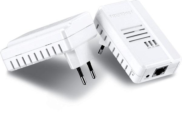 Trendnet выпускает адаптеры HomePlug AV2 Powerline TPL-408E