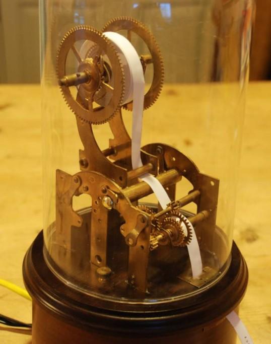 Twittertape Machine — автономный телеграф для Twitter