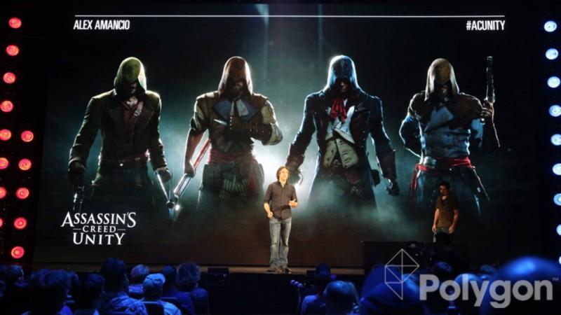 Ubisoft убирает женские персонажи из двух игр