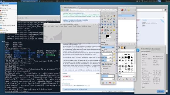 Ubuntu Linux «научили» работать Rockchip RK3066 (на примере ug802)