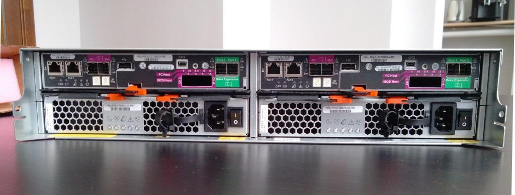 FRU (Field Replaceable Unit) NetApp E2700