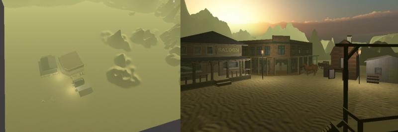 Unity 3D. Создаём 3D меню
