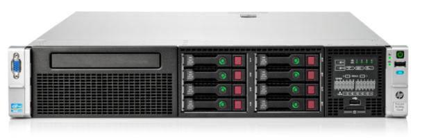 VDI для SMB на Windows Server 2012 по версии HP