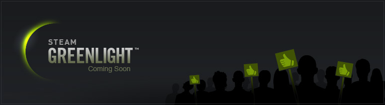 Valve анонсировала Steam Greenlight