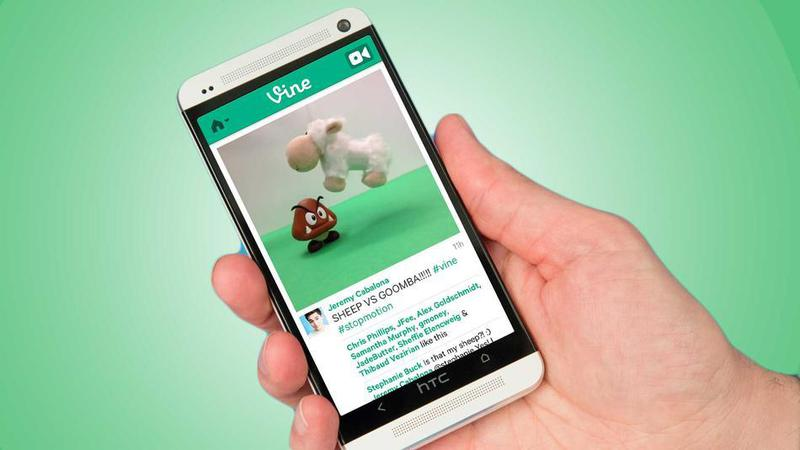 Vine — теперь и для Android