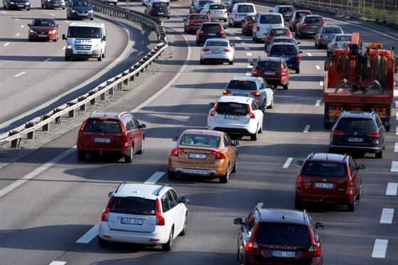 В рамках проекта Drive Me по улицам Гетеборга в обычном потоке будут перемещаться 100 автомобилей Volvo с автоматическим управлением