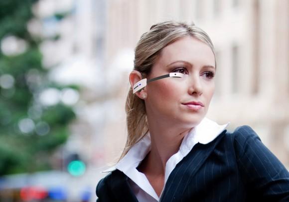 Vuzix Smart Glasses M100, конкурент Google Glass, поступит в продажу в начале 2013 года