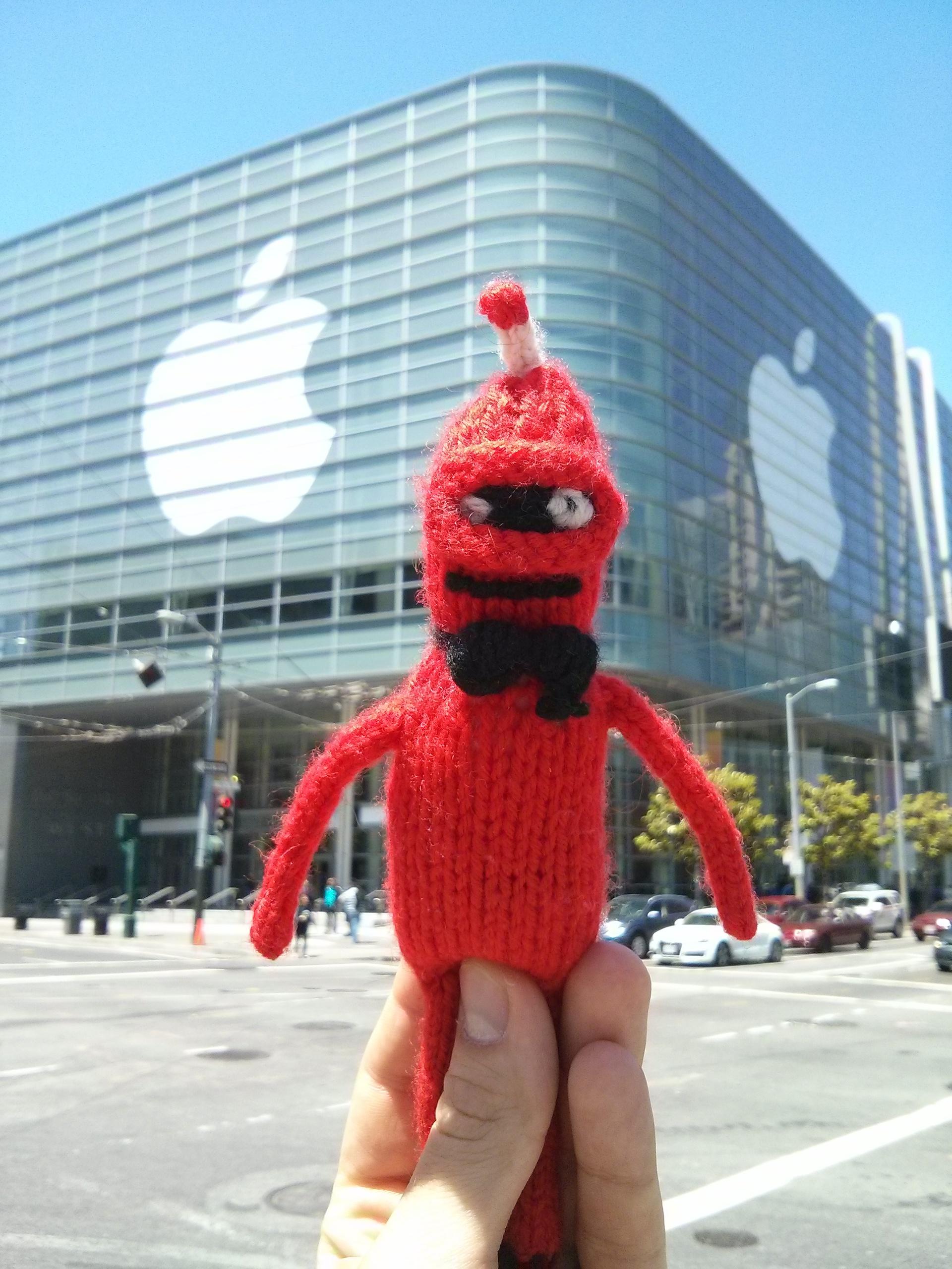 WWDC 2014. Первые впечатления очевидца