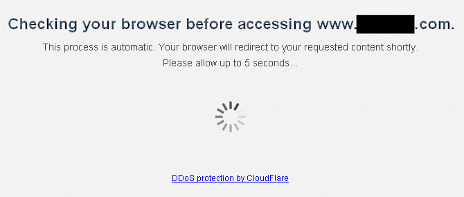 Win32/DoS.OutFlare.A нацелен на обход anti DDOS сервиса CloudFlare