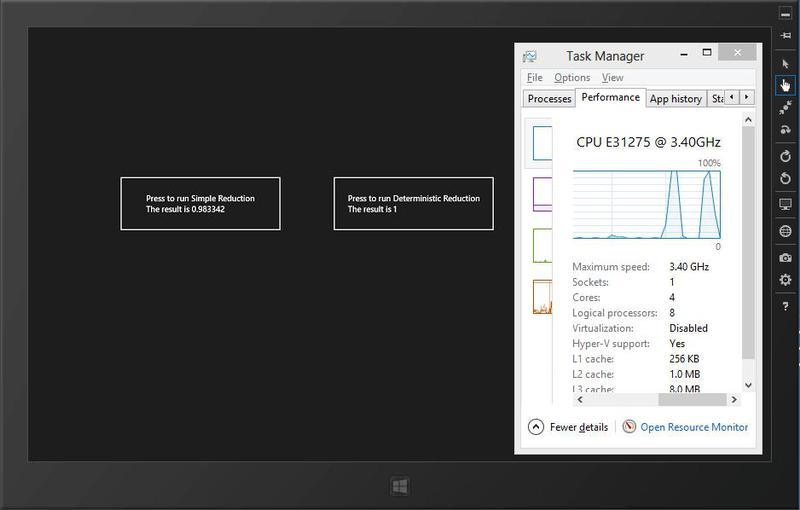 Windows 8: Написание многопоточных приложений для магазина Windows с помощью Intel® Threading Building Blocks