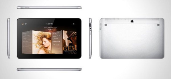 WonderMedia референсные планшеты