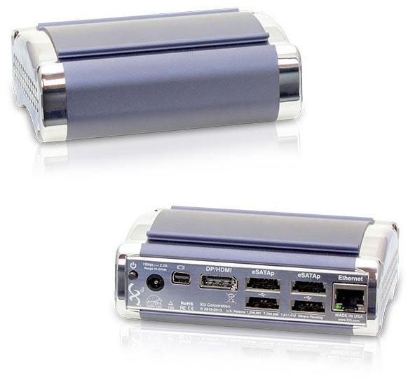 Потребляемая мощность Z3RO Pro Computers — 15 Вт