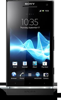 Xperia SL. Смартфон следующего поколения от компании Sony