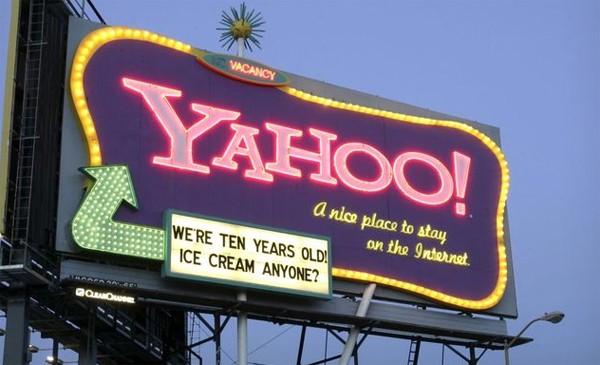 Yahoo обвиняет Facebook в нарушении патентов
