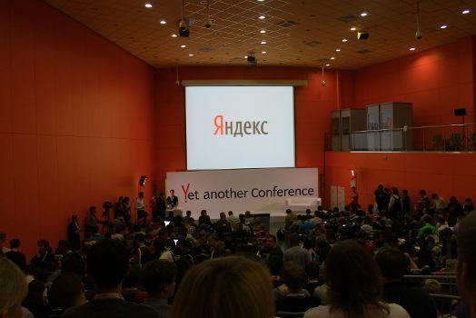 Yandex.Store + Мини отчет с YAC2012