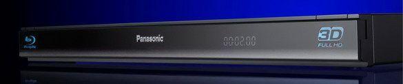 Panasonic DMP-BDT210 и DMP-BDT110: 1080p 3D Blu-ray плееры со Skype