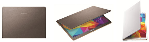 Аксессуары для Samsung Galaxy Tab S: обложка Simple Cover