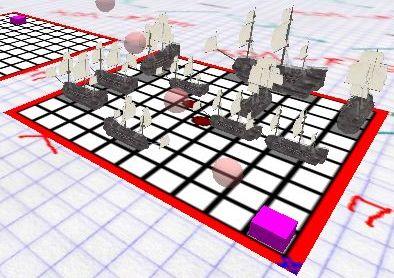 Алгоритм игры в «морской бой»: обстрел противника