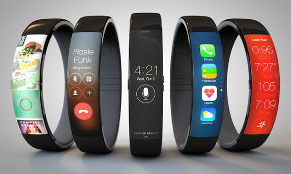 Часы Apple iWatch еще не представлены, но уже дают пищу аналитикам