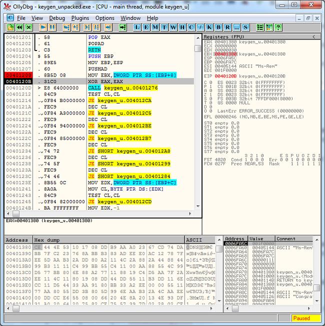 Анализ приложения защищенного виртуальной машиной