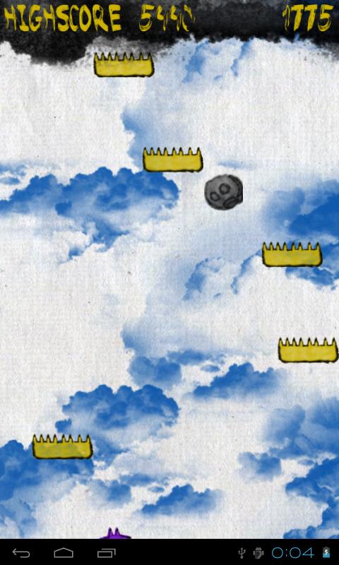 Андроид игра запускает эксперимент продвижения
