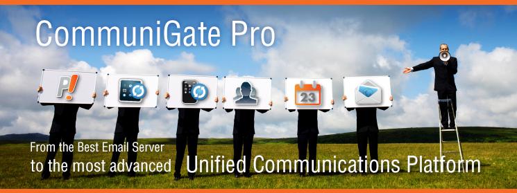 Анонс серии статей по настройке сервера Communigate Pro. Установка сервера