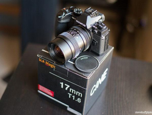 Анонсирован объектив SLR Magic 17mm T1.6 для камер системы Micro Four Thirds