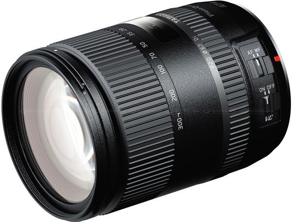 Дату начала продаж и цену объектива Tamron 28-300mm F/3.5-6.3 Di VC PZD производитель пока не называет
